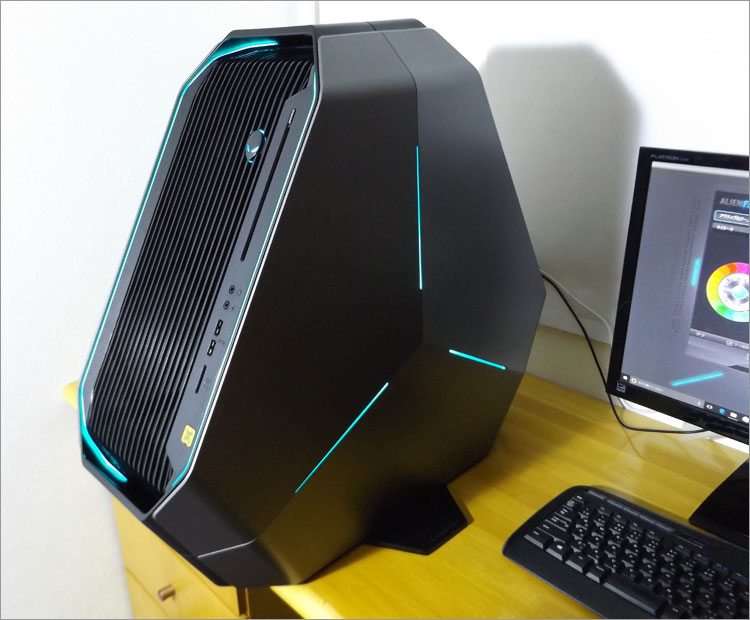 DELL ALIENWARE AREA-51(R4)購入ガイド個人サイト