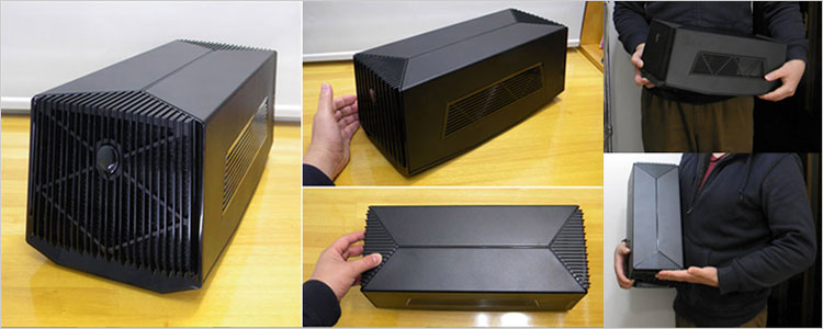 ALIENWARE Graphics Amplifierレビュー