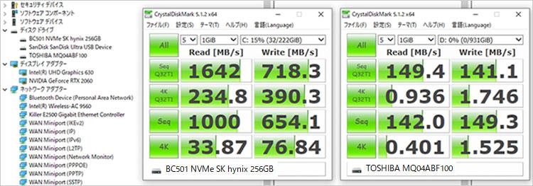 DELL G5 15 スペシャルエディション (5590)レビュー GeForce RTX 2060搭載