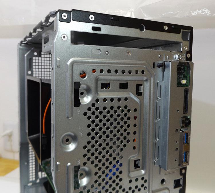DELL Inspironデスクトップ(3670)のレビュー!GeForce GTX