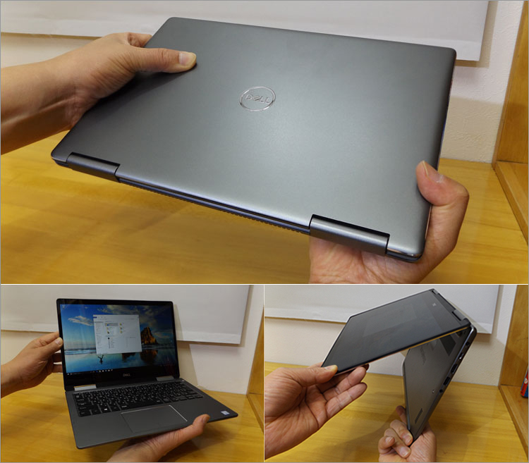 2-in-1のNew Inspiron 13 7000 2-in-1