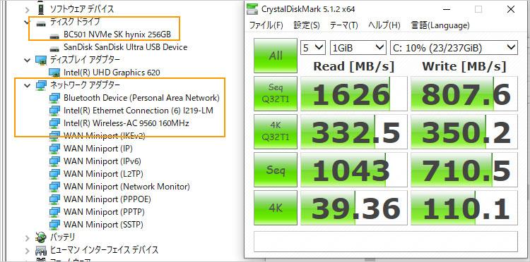 DELL Latitude 5400(P98G)、狭額ディスプレイ!180度オープン可能!14