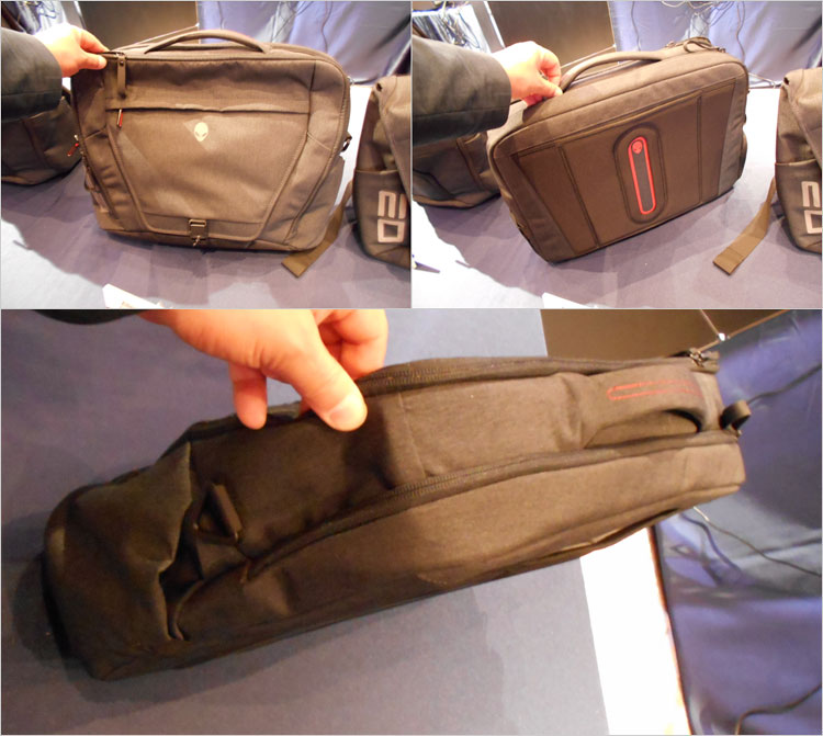 Gear carrying case 17