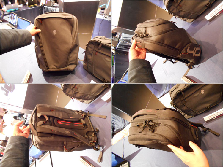 Area 51m Elite backpack17