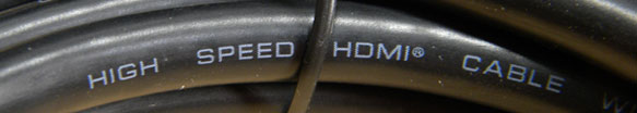 High Speed HDMI