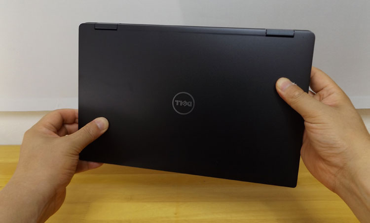 xps 13 2 in 1 9365 をcore i5 7y57搭載でレビュー dellパソ兄さん