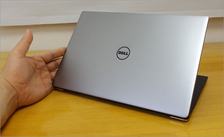 DELL XPS 13-9360(KabyLake Refresh)レビュー