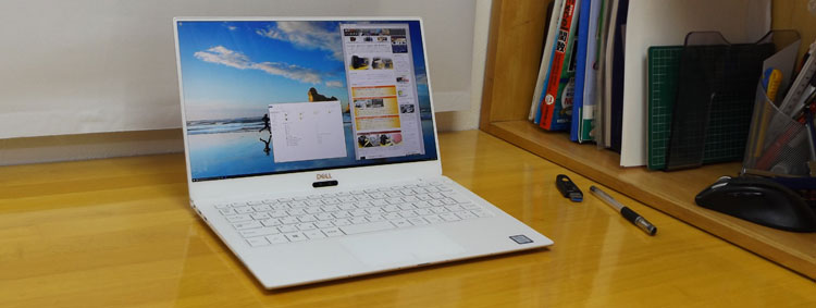 DELL XPS 13-9370モデルの詳細