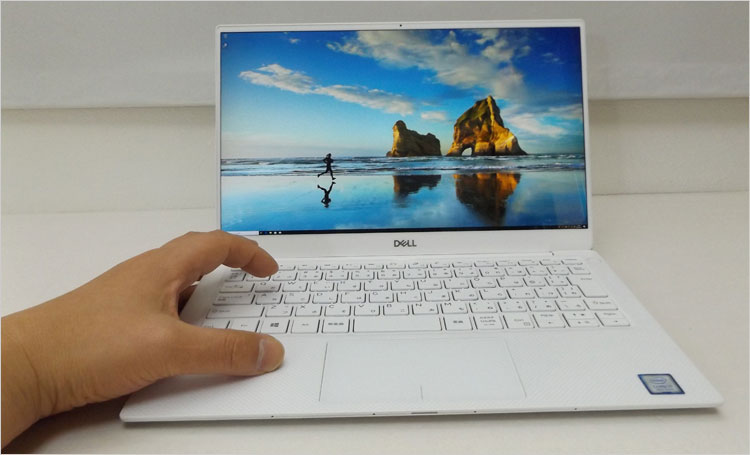 Whiskey LakeのDELL XPS 13(9380)