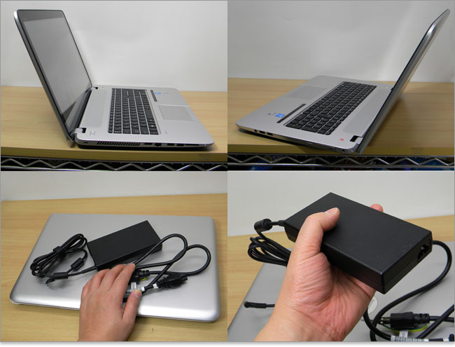 ENVY17-j100 Leap Motion SE GeForce GT 750M 搭載
