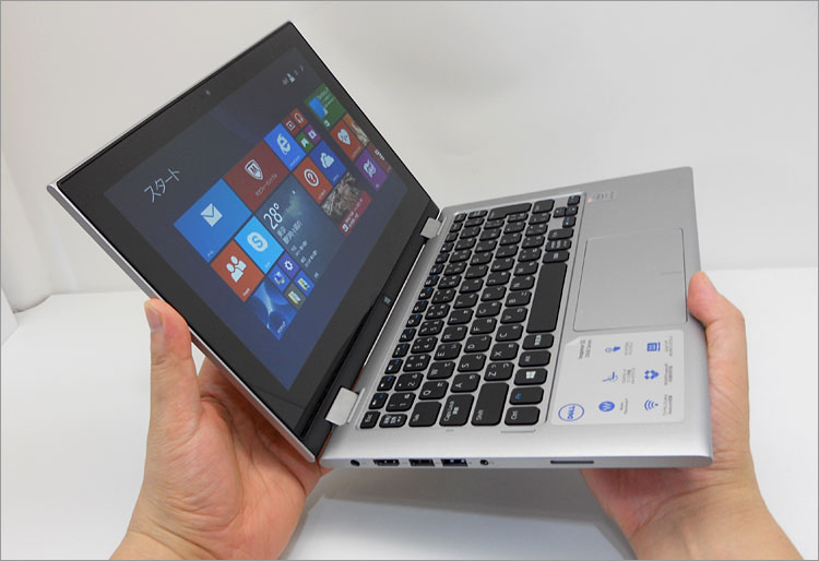 DELL Inspiron 11 2 in 1(3147)のレビュー