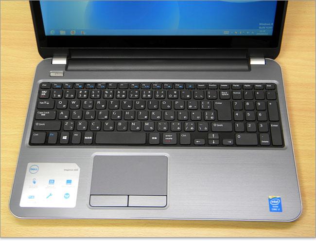 Dell Insoiron 15R được thiết kế màn hình cực nét