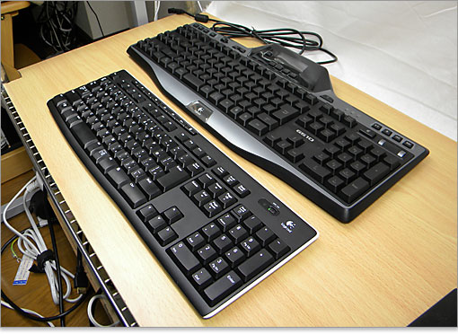 Logicool Gaming Keyboard G510